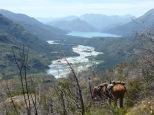 Blick auf den Rio Turbio