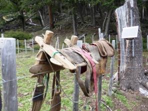 Packsattel der Gauchos